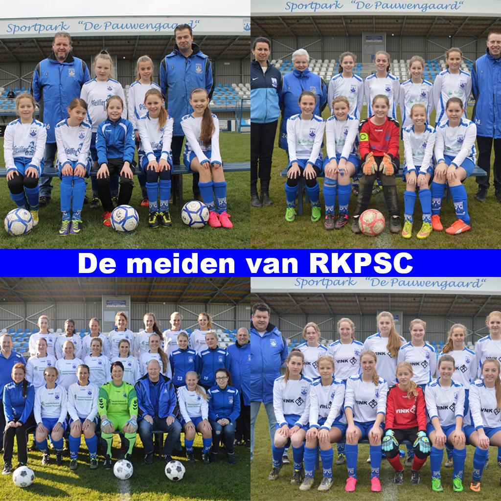 Dames RKPSC