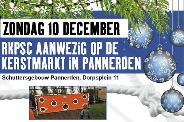 Rkpsc Aanwezig Op De Kerstmarkt In Pannerden Voetbalvereniging Rkpsc